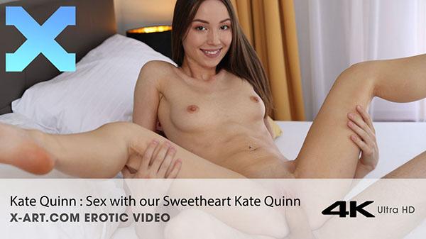 "Kate Quinn ""Sex with Our Sweetheart Kate Quinn"""