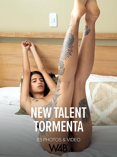 """Tormenta """"New Talent Tormenta"""""""