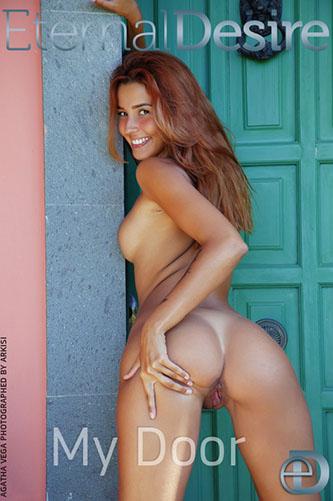 """Agatha Vega """"My Door"""""""