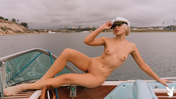 "Lennon Elizabeth ""Out at Sea"""