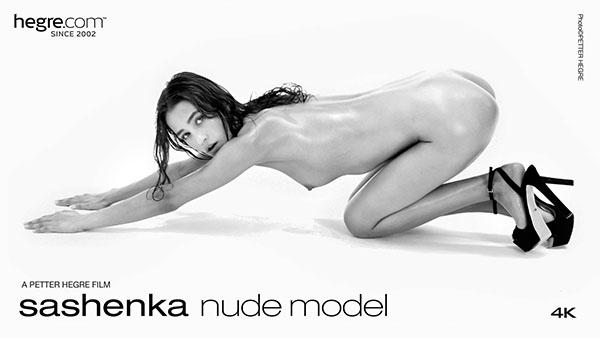 """Sashenka """"Nude Model"""""""