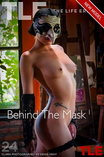 "Clara S ""Behind The Mask 1"""