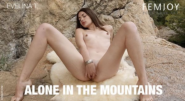 """Evelina T """"Alone In The Mountains"""""""