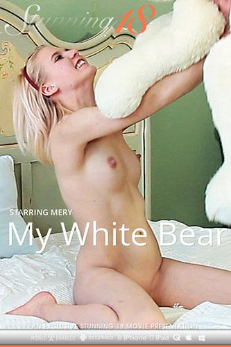 """Mery """"My White Bear"""""""