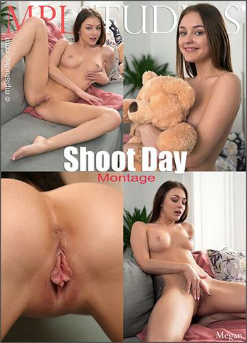 """Megan """"Shoot Day: Montage"""""""