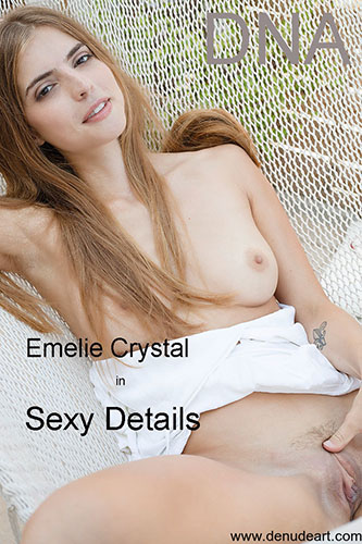 """Emelie Crystal """"Sexy Details"""""""