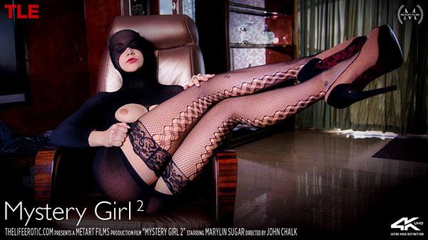 """Marilyn Sugar """"Mystery Girl 2"""""""