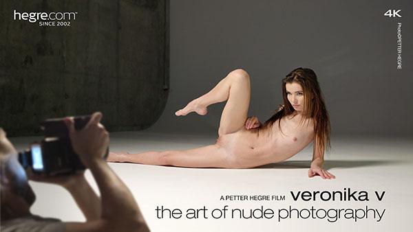 "Veronika V ""The Art of Nude Photography"""