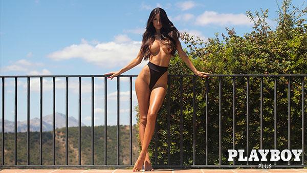 """Zurine Aspiunza """"Playboy International"""""""