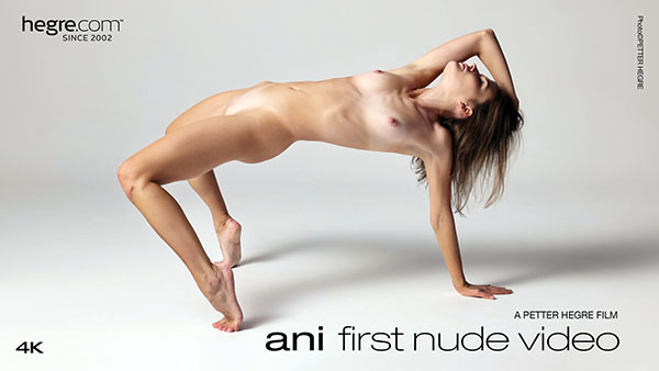 "Ani ""First Nude Video"""