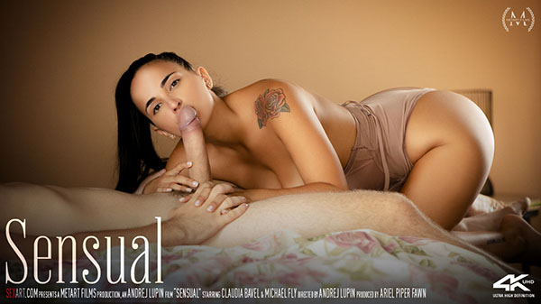 "Claudia Bavel ""Sensual"""