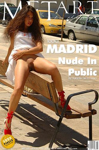 "Idoia A ""Nude In Public"""