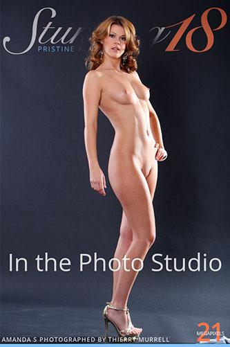 "Amanda S ""In The Photo Studio"""