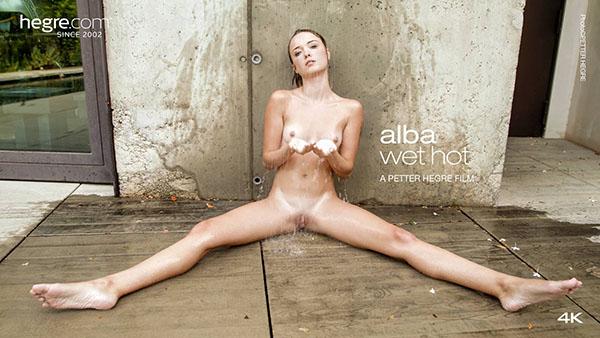 """Alba """"Wet Hot"""""""