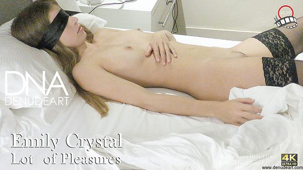 """Emelie Crystal """"Lot Of Pleasures"""""""