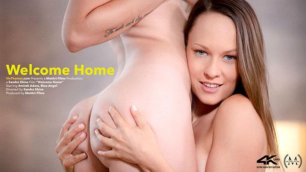 "Amirah Adara & Blue Angel ""Welcome Home"""