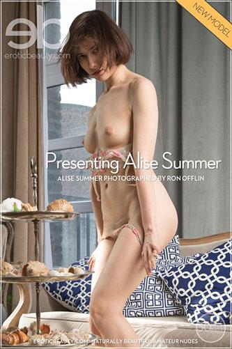 """Alise Summer """"Presenting Alise Summer"""""""