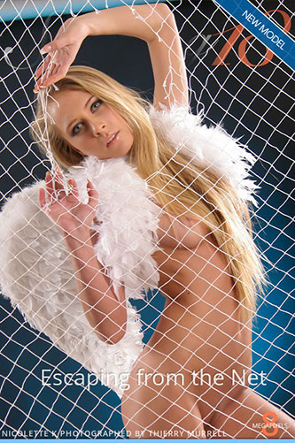 """Nicolette K """"Escaping From The Net"""""""