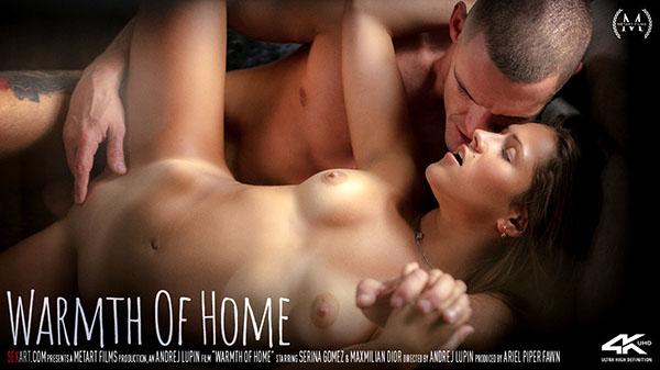 "Serina Gomez ""Warmth Of Home"""