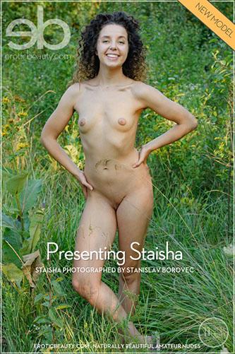 """Staisha """"Presenting Staisha"""""""