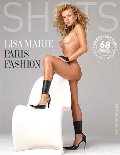 """Lisa Marie """"Paris Fashion"""""""