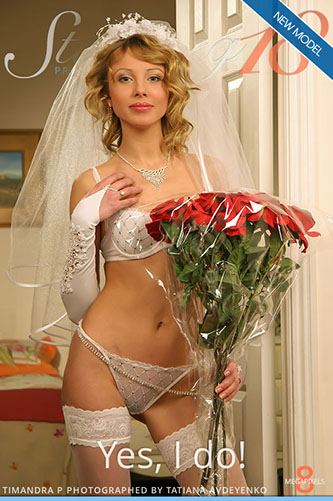 "Timandra P ""Yes, I Do!"""