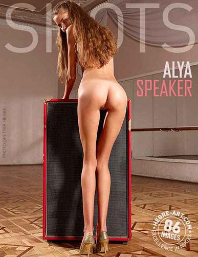 """Alya """"Speaker"""""""