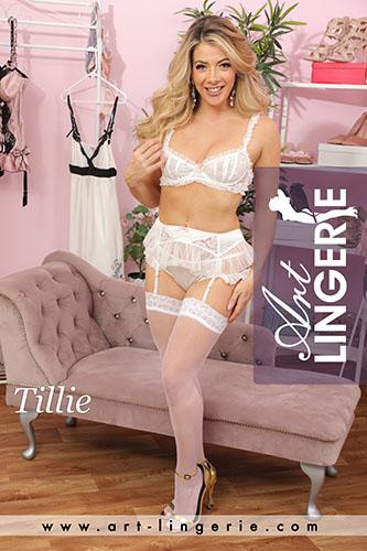 Lingerie Tillie Set 10055